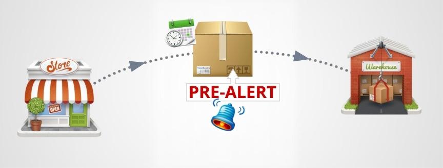 Pre-alert là gì