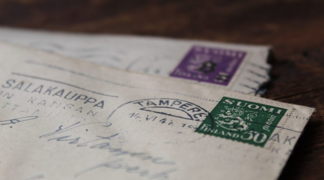 Correspondence address là gì