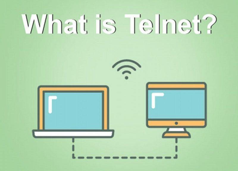 Telnet là gì