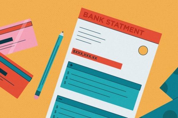 Bank statement là gì