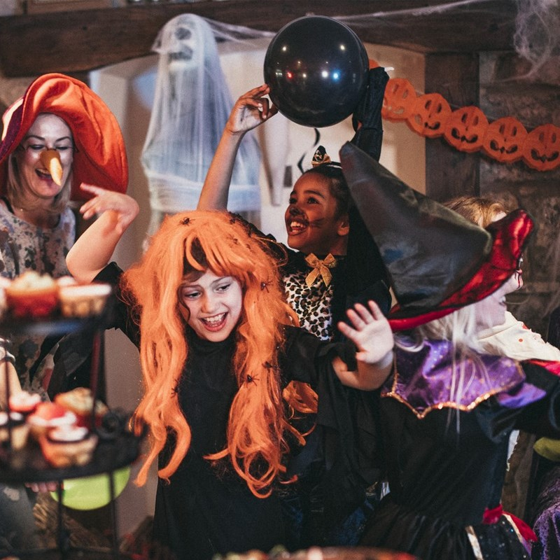 Bữa tiệc Halloween