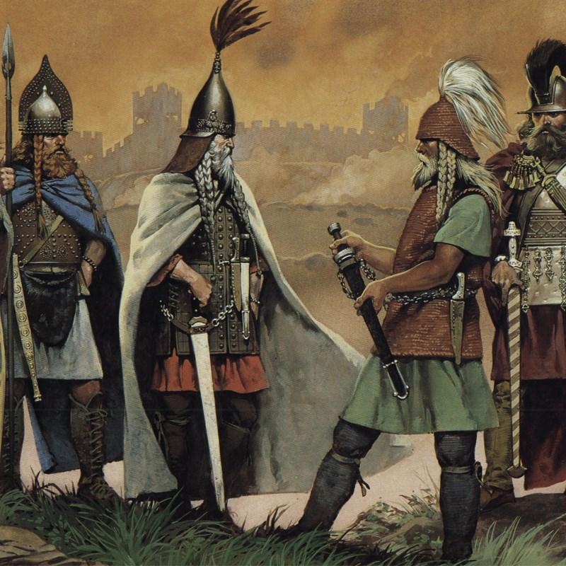 Dân tộc Celt cổ đại