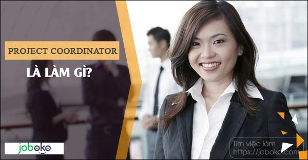 Project coordinator là gì