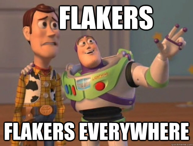 Flaker là gì