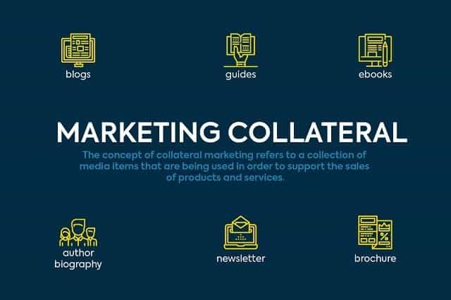 Marketing collateral là gì