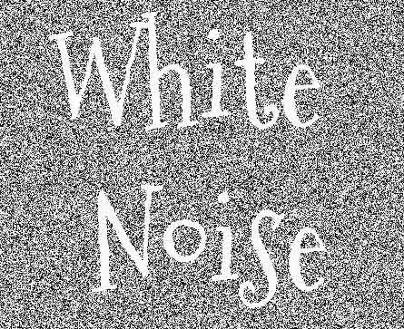 Nhiễu trắng là gì