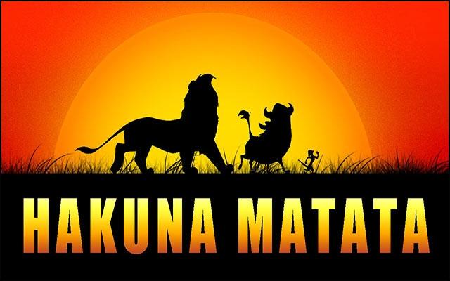 Hakuna matata nghĩa là gì