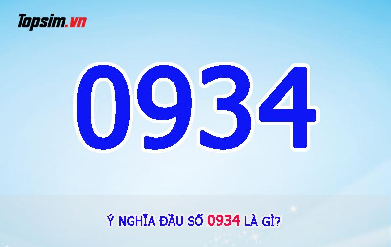 0934 là mạng gì