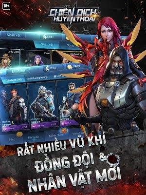 Tai game chiến dịch huyền thoại