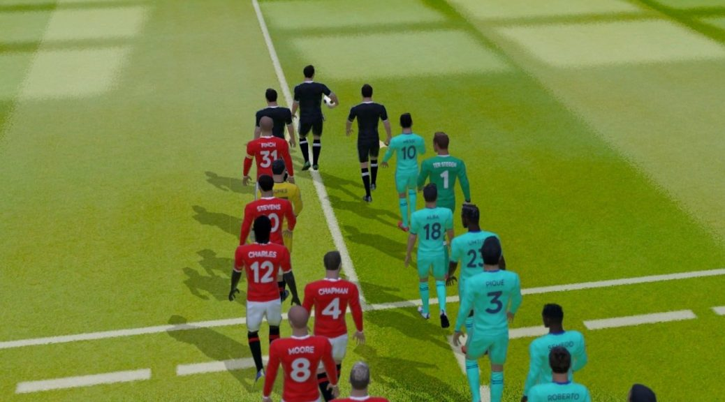 Tải game dream league soccer hack