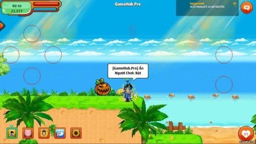 Tải game ngọc rồng online phiên bản mới nhất