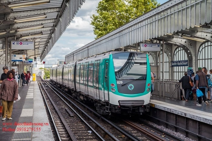 Metro là gì