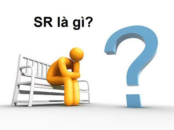 Sr là gì