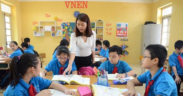 Mô hình trường học mới việt nam (vnen) là gì
