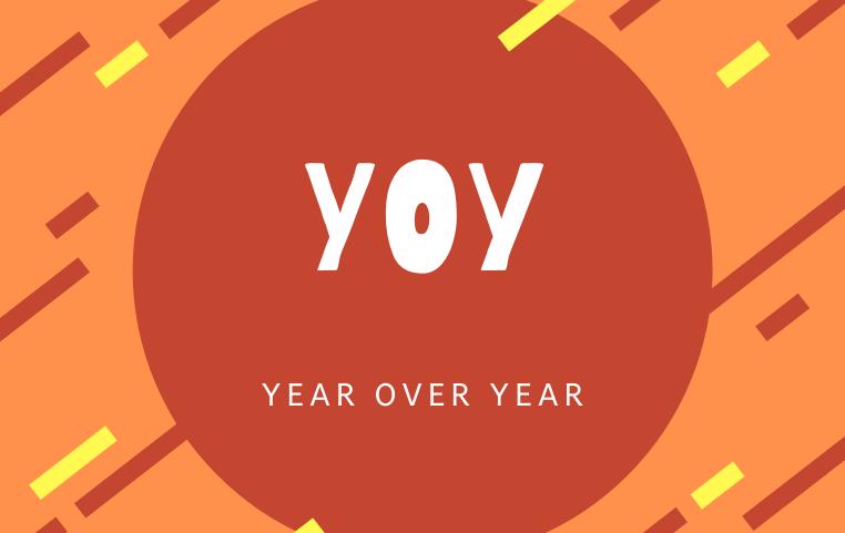 Year on year là gì