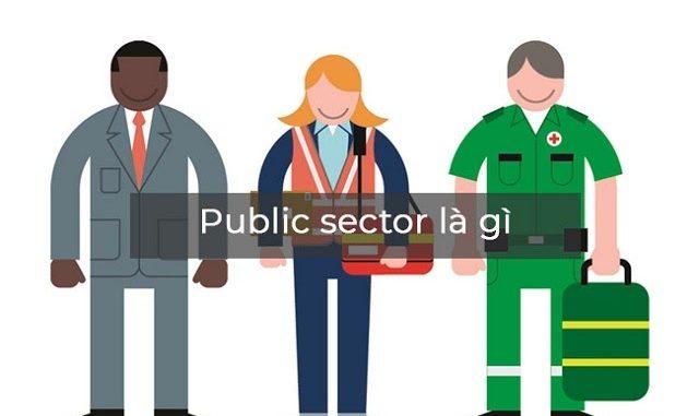 Public sector là gì