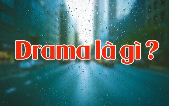 Drama anime là gì