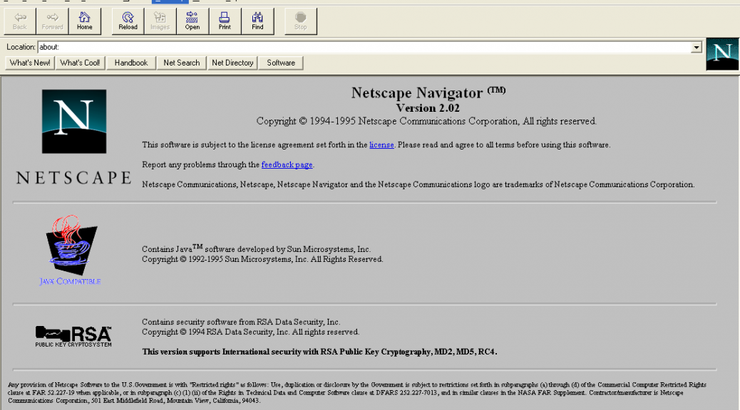 Netscape là gì