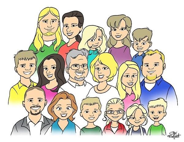 Nuclear family là gì