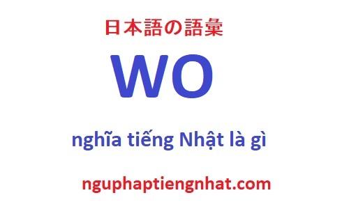 W/o là gì
