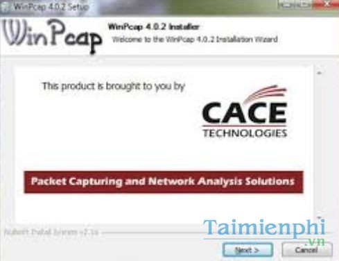 Winpcap là gì