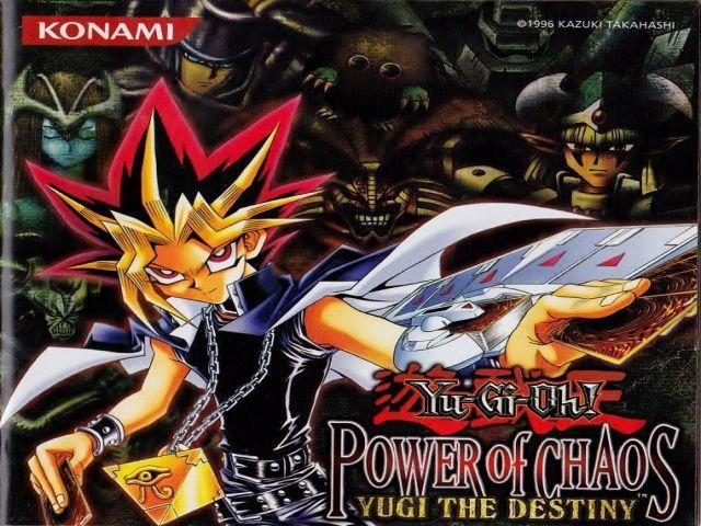 Tải game yugioh power of chaos: yugi the destiny
