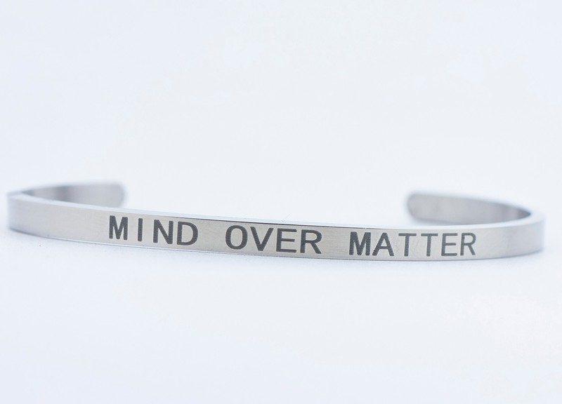 Mind over matter là gì