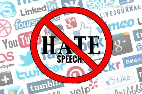 Hate speech là gì
