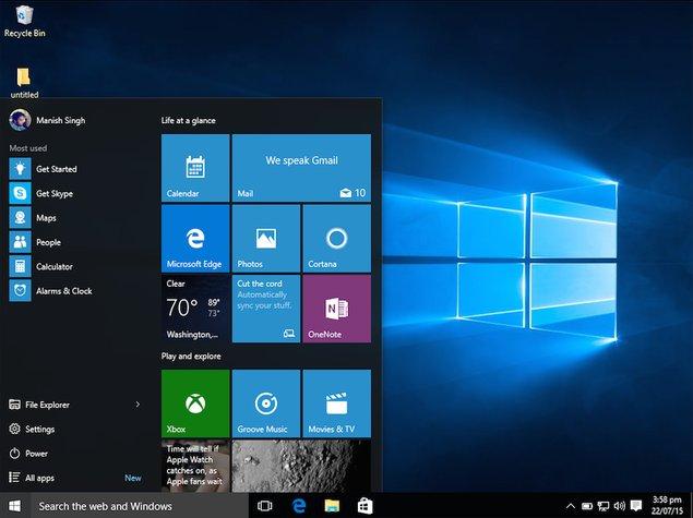 Windows 10 home là gì