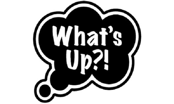 What's up là gì