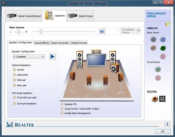 Realtek high definition audio là gì