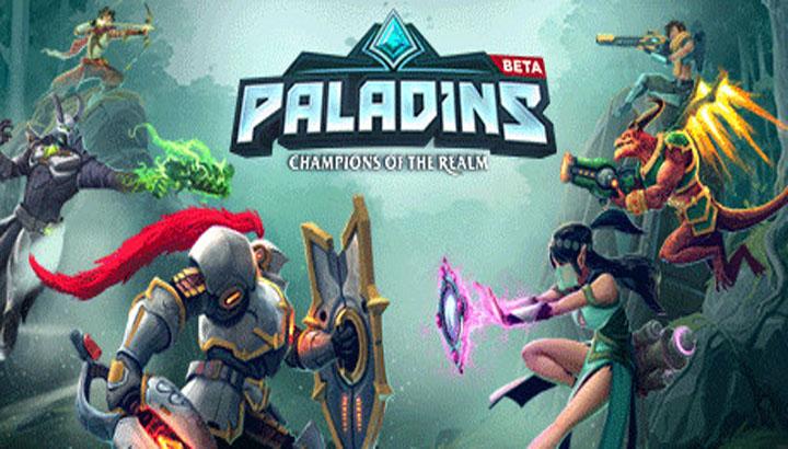 Tải game paladins