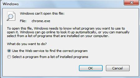 Hướng dẫn sửa lỗi không mở không chạy được file exe