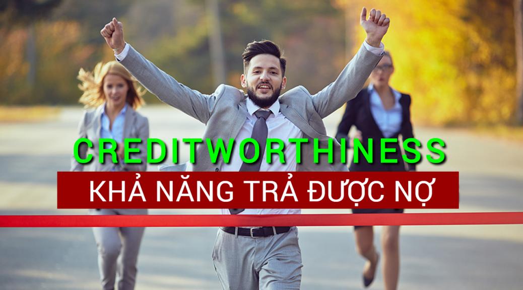 Creditworthiness là gì
