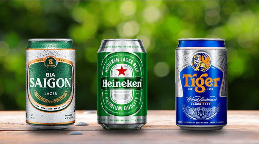 Bia lager là gì