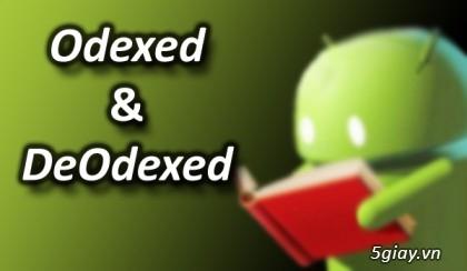 Odex là gì