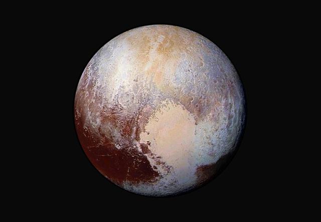 Pluto là sao gì