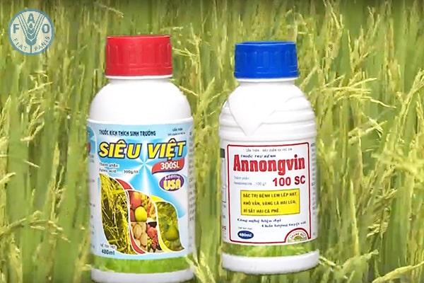Thuốc bảo vệ thực vật tiếng anh là gì