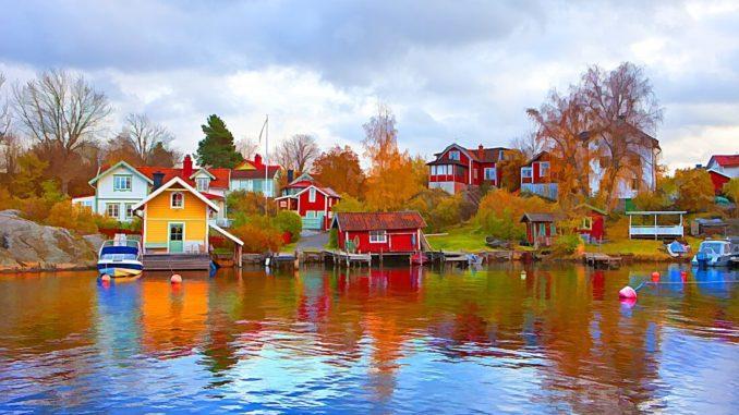 Sweden là nước gì