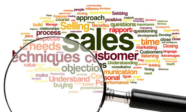 Sales volume là gì