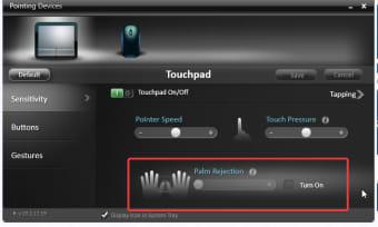 Synaptics touchpad driver là gì
