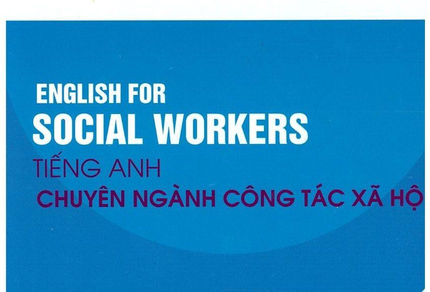 Công tác xã hội tiếng anh là gì