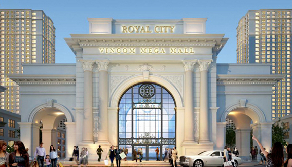 Cgv vincom royal city