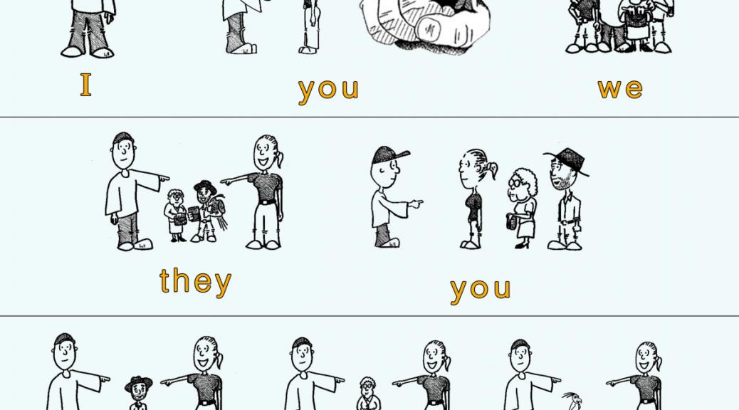 Pronoun là gì