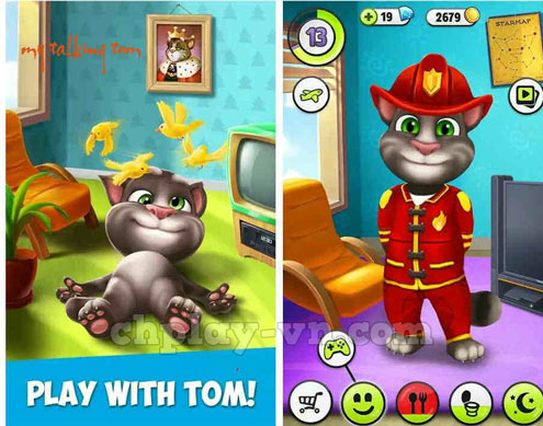 Tải game my tom