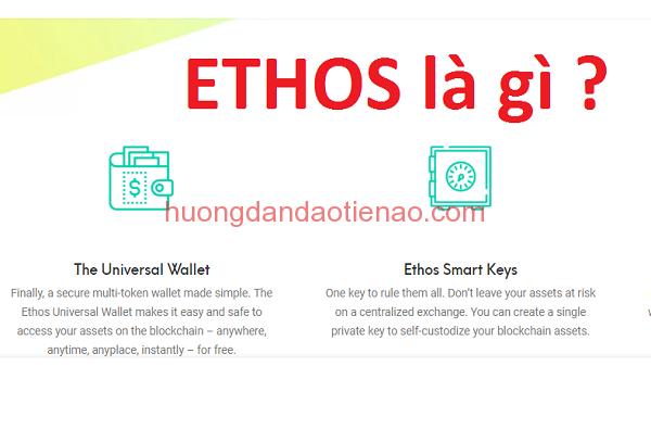 Ethos là gì