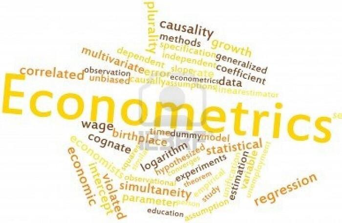 Econometrics là gì