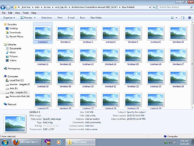 Sửa lỗi windows không hiện ảnh video thu nhỏ thumbnail win 10