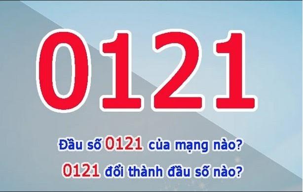 0121 là mạng gì