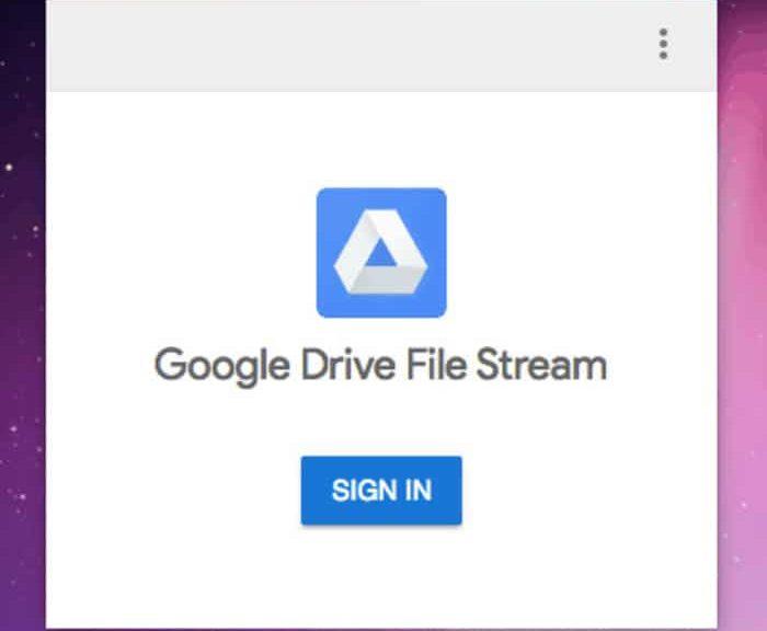 Google drive file stream là gì
